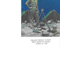 1983 - Chickasaw Council Northeast District Banquet Program.pdf