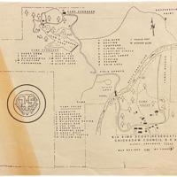 1985 Kia Kima Scout Reservation Map (Diamond Jubilee).png