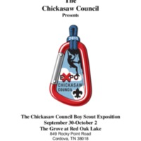 2011 - Chickasaw Council Scout Exposition Leaders Guide.PDF