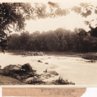 Photo: Shooting the Rapids on Spring River