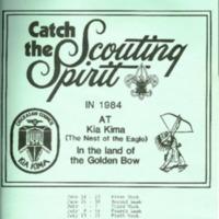 1984 Kia Kima Leaders Guide