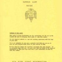 1976 Kia Kima Leaders Guide