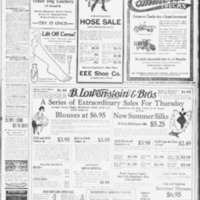 1920 (05/12/1920) News Scimitar: Urge Parents to Send Boy Scouts to Camp