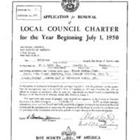 1949 - Chickasaw Council Recharter & Annual Report.PDF
