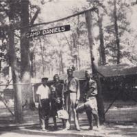 1949 - Camp Daniels Photo in Seminole Division Boy Scout Circus [Dalstrom].tif