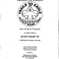 1994 - Chickasaw Council Scout Base Leaders Guide Day of Show.pdf