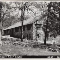 1960c Kamp Kiwani Postcard (front).tif